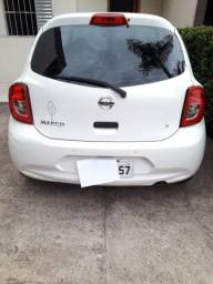 Nissan march - 2014