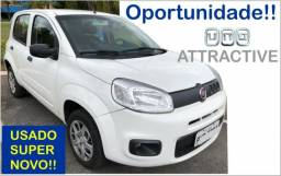Fiat Uno Attractive 1.0/2016 - 2016