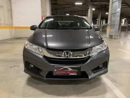 Honda city ex automático 16/16 c/ bancos em couro c/ apenas 25000 kms extra!!! - 2016