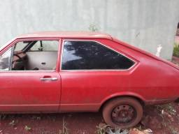 Passat gota de óleo no motor com o verdin na mão qro 600 reais ou troco tbem - 1982