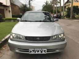 Corolla Xei 2011 ( GNV/ AUTO/ B.COURO) - 2001