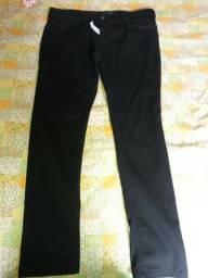 Vendo calça masculina social preta tam 52