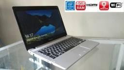 Notebook Samsung Intel Celeron 4 gb de Ram Tela de 14 Polegadas - Aceito Cartão