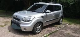 Kia Soul EX aut 2010 - mais novo do Brasil - 2010