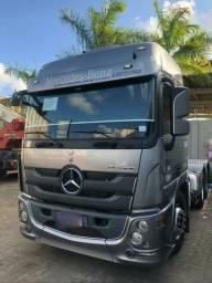 Mercedes Benz 2546 6x2 2017 - Parcelado - 2017