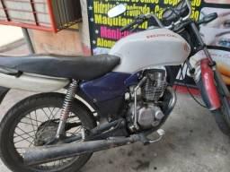 Moto cg 125 honda - 2002