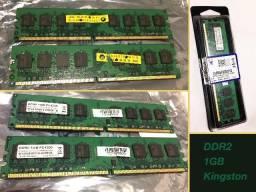 Placas de Memória DDR2