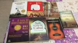 Vende-se livros literários