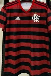 Flamengo Rubro Negra Original 19/20