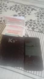 Troco lg k9 seminovo 6 meses d uso completo