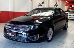 Ford - Fusion Blindado 2011 #AutoShow - 2011