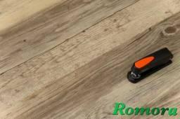 Piso Vinílico 3mm colado em Régua ou Placa 60x60 OspeFloor