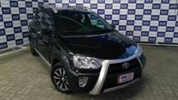 TOYOTA ETIOS CROSS 1.5 16V FLEX 4P MANUAL. - 2017
