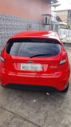 Vendo ford fiesta vermelho * - 2014
