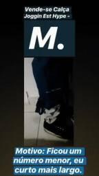 Calça Unissex - Jogger Est Hype ? (Importada de Boston, EUA)