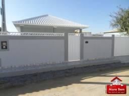 Casa Nova 3 Quartos (1 Suíte) em Condomínio - Araruama/RJ