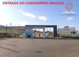 Terreno à venda, 450 m² por R$ 125.000 - Canafístula - Arapiraca/AL