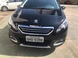 Peugeot 2008 automático ano 2016 19.000km - 2016