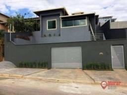 Casa com 3 dormitórios à venda, 115 m² por R$ 600.000,00 - Joá - Lagoa Santa/MG