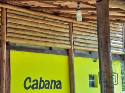 Cabana de praia a venda na praia dos Milionários