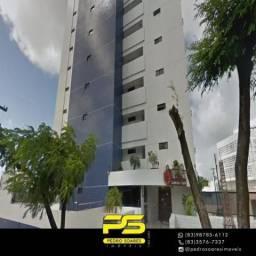 Flat com 1 dormitório à venda, 50 m² por R$ 200.000,00 - Miramar - João Pessoa/PB