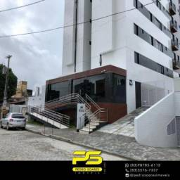 Apartamento com 2 dormitórios à venda, 62 m² por R$ 235.000 - Expedicionários - João Pesso