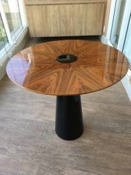Mesa lateral redonda 80 cm