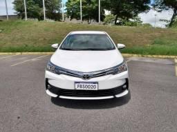 Corolla GLi Upper Automático 2019 completo na Garantia de Fábrica Toyota 20.000km - 2019