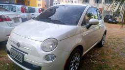 Fiat 500 1.4 cult dualogic - 26.900,00 - 2012