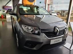 Renault Logan Intense 1.6 Cvt 0km Oferta - 2020