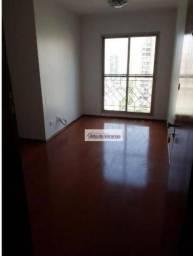 Apartamento com 2 dormitórios para alugar, 55 m² por R$ 2.990,00/mês - Vila Clementino - S