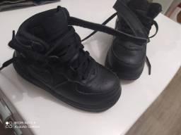 Nike cano alto Air Original!! Infantil tamanho 23