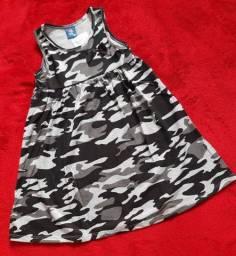 Vestido Feminino Infantil Tamanho 6