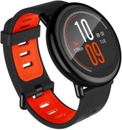 Relógio Smartwatch Xiaomi Huami Amazfit Pace Preto