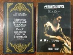 Livros Clássicos da Literatura Luso-Brasileira:
