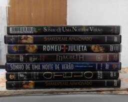 DVDs - Obras de william shakespeare