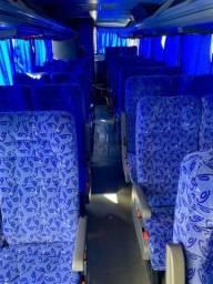 Bancada de microônibus completa