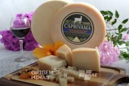 Queijo Caprino Romano - 300 g | Caprivama
