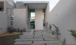Eusébio - Belíssimas Casas Planas de 03 quartos com facilidade na Entrada