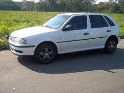 Vendo ou troco por carro de mais valor- gol G3-ano 2002 completo-4 portas-Dut em branco-