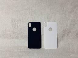 Película de vidro traseira Iphone