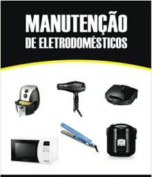Manutenção em aparelhos elétricos e eletrônicos