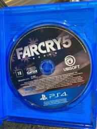 Jogo PS4 Farcry5