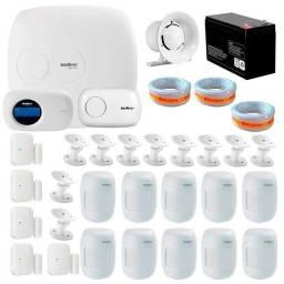 Instalaçao de cameras e alarmes