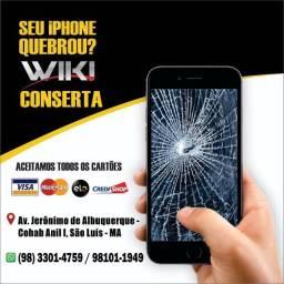 Troca de Tela Celulares Iphone 6 (Assistência técnica especializada)Anjo da Guarda