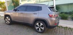 Vendo JEEP Compass Longitude 2018 ( baixo KM)