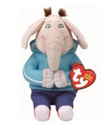 Pelúcia Sing Elefante Meena Beanie Boos Dtc Ty