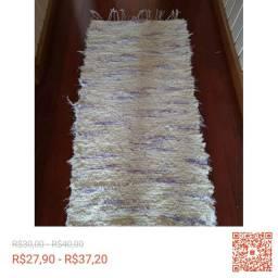 Tapete fios de algodão frete grátis