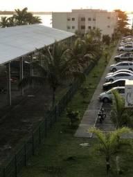 Excelente apto 03 qrts de condomínio em Baixo grande SPA