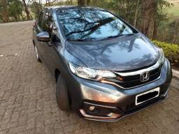 Honda Fit Automático 2018 - Único dono